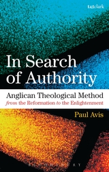 Paul Avis, In Search of Authority