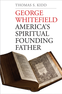 Thomas Kidd - George Whitefield Cover