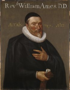 William Ames, by Willem van der Vliet (1633)