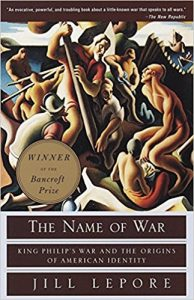 Jill Lepore - The Name of War
