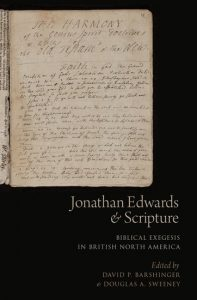 Jonathan Edwards and Scripture Book Cover